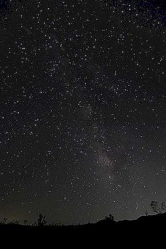 s filtrem hoya starscape