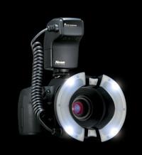 Modelovací světlo Nissin MF18
